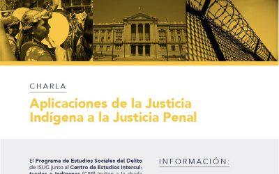 """""""Aplicaciones de la justicia indígena a la justicia penal"""". Aaron Arnold, Center for Court Innovation, Nueva York"""