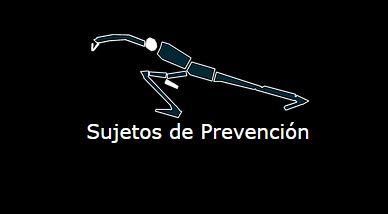 Sujetos de prevención
