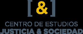 logotipo centro de estudios justicia y sociedad